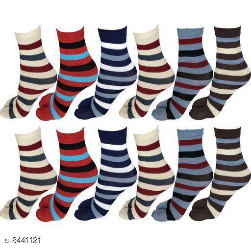 Beautiful Women's Cotton Socks