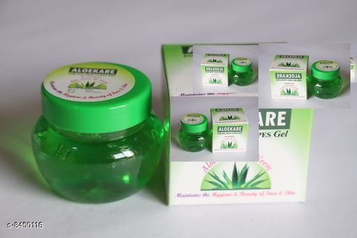 Face Aloe veera gel For face   *Product Name* Aloe veera gel  * Brand* Aloekare  *Type* Face Gel  *Capacity* 100 gm Each  *Multipack* 1  *Sizes Available* Free Size *    Catalog Name:  Best Quality Face Gel CatalogID_1423218 C51-SC1241 Code: 871-8450116-
