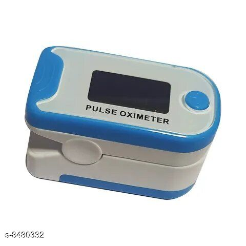 Health Equipments (Diabetic Care Etc) OXIMETER OXIMETER  *Sizes Available* Free Size *    Catalog Name: Check out this trending catalog CatalogID_1430232 C125-SC1574 Code: 4802-8480332-9903