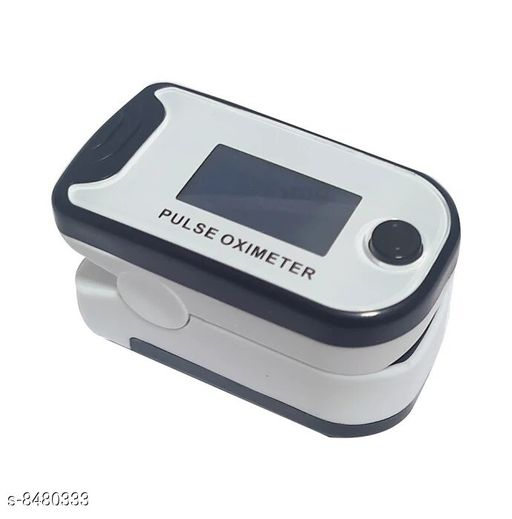 Health Equipments (Diabetic Care Etc) OXIMETER OXIMETER  *Sizes Available* Free Size *    Catalog Name: Check out this trending catalog CatalogID_1430233 C125-SC1574 Code: 4802-8480333-9993