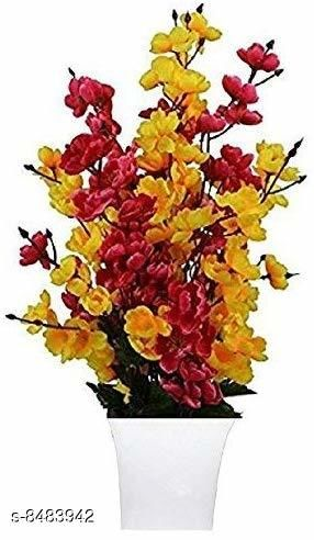 Artificial Flowers and Plants ARtificial Flowers   *Material* Plastic  *Pack* Pack of 1  *Sizes Available* Free Size *    Catalog Name: Unique Plants CatalogID_1431137 C127-SC1610 Code: 853-8483942-