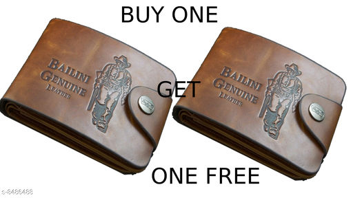 FASHLOOK BUY ONE GET ONE FREE BAILINI WALLET