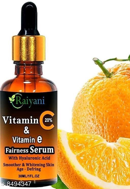 raiyani  vitamin c & e serum