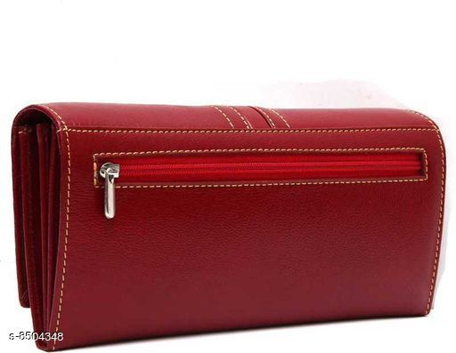 Clutches Trendy Women's Clutches  *Material* Leather  *Pattern* Solid  *Multipack* 1  *Sizes* Size  *Sizes Available* Free Size *    Catalog Name: Fancy Modern Women's Clutches CatalogID_1436036 C73-SC1078 Code: 516-8504348-