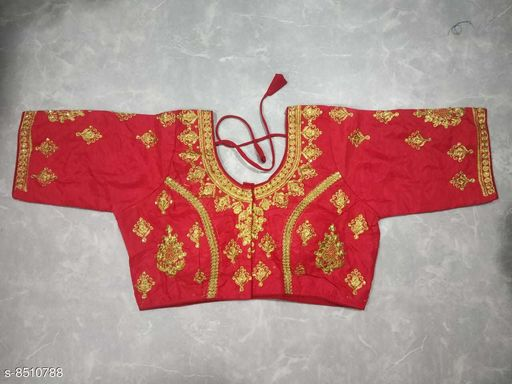 Stylish  Embriodery Work blouse