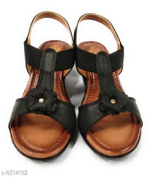 Sports Shoes DESGINER FANCY BLACK CASUAL SANDALS FOR WOMEN DESGINER FANCY BLACK CASUAL SANDALS FOR WOMEN  *Sizes Available* IND-8, IND-9, IND-7 *    Catalog Name: Check out this trending catalog CatalogID_1438366 C57-SC1189 Code: 108-8514182-