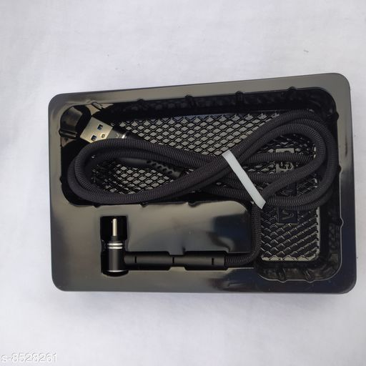 3.1 A Fast Charge & Data Satnd cable 6 time Strong & Durable  I Type - C