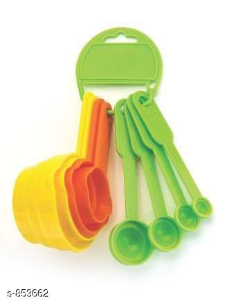 Measuring Cup & Spoons