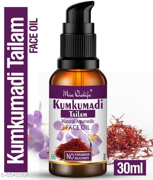 Mia Khalifa Kumkumadi Tailam For Radiant Skin For Brightens, Healthy & Glowing Skin 30 ml