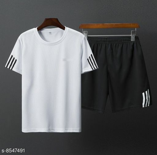 Men T-shirt And Nikkar