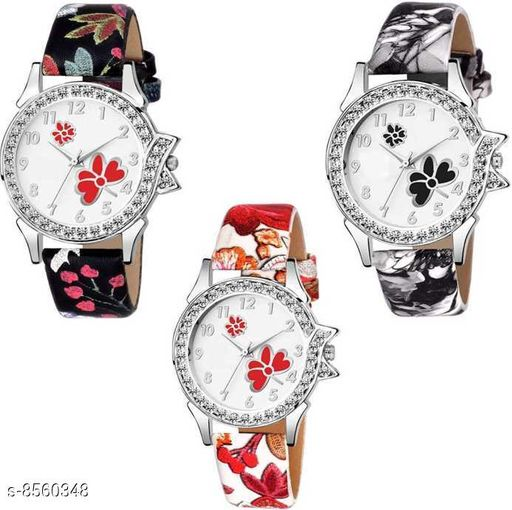 NEW FASHION 2020 COMBO WATCH FOR GIRLS
