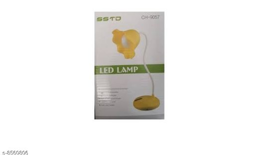 LED Lights & Lamps LED Lamp For Study  *Pack* Pack of 1  *Sizes Available* Free Size *    Catalog Name: Fancy Table Lamps CatalogID_1449643 C103-SC1416 Code: 626-8560806-