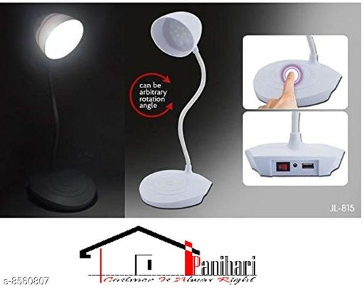 LED Lights & Lamps Unique Desk lamp   *Pack* Pack of 1  *Sizes Available* Free Size *    Catalog Name: Fancy Table Lamps CatalogID_1449643 C103-SC1416 Code: 675-8560807-
