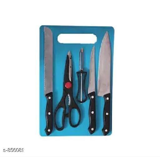 Plastic Knife Set