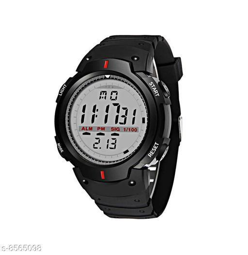 Skmei Black Latest Digital Sport 1090 Watch