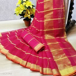 Doriya Cotton Saree
