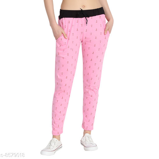 Diaz Women Printed Lower & Track pant For Girls & Womens Pack Of 1