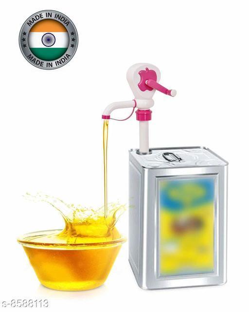 Oil pump (pink colour)
