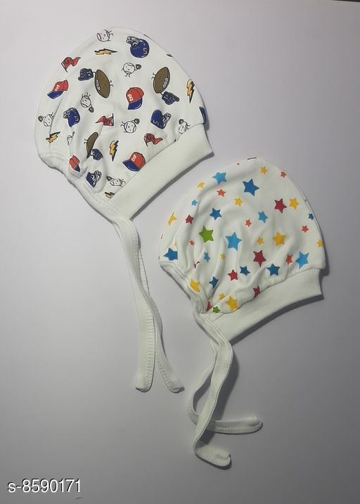Baby Aprons/Bibs Rib cap Rib cap  *Sizes Available* Free Size *    Catalog Name: Baby Cap  CatalogID_1456640 C138-SC1669 Code: 283-8590171-