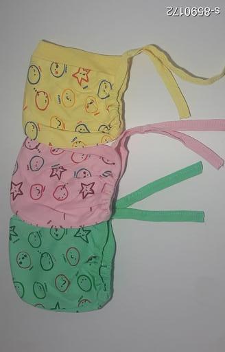 Baby Aprons/Bibs Rib cap Rib cap  *Sizes Available* Free Size *    Catalog Name: Baby Cap  CatalogID_1456640 C138-SC1669 Code: 284-8590172-