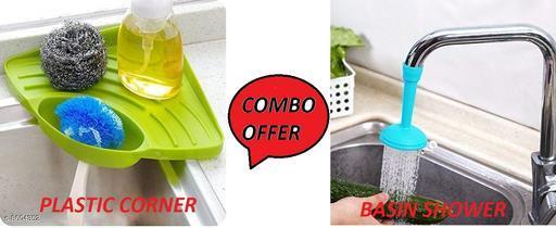 JCCombo Sink Corner And Sink Tap Set Of 1