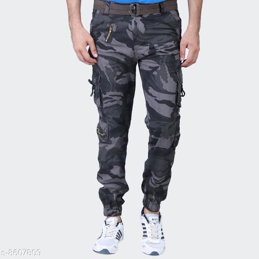 Hootry Regular Fit Men's Cargo Pant