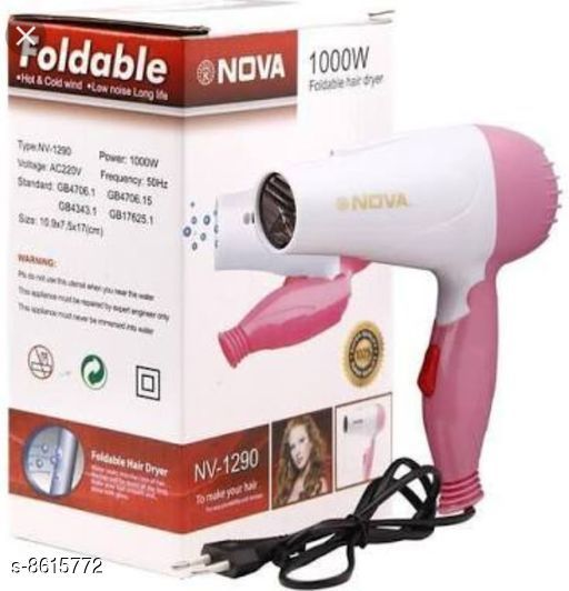 Hair Dryers hair dryer  *Product Name* hair dryer  *Sizes Available* Free Size *    Catalog Name:  Mobile CatalogID_1462495 C50-SC1493 Code: 723-8615772-