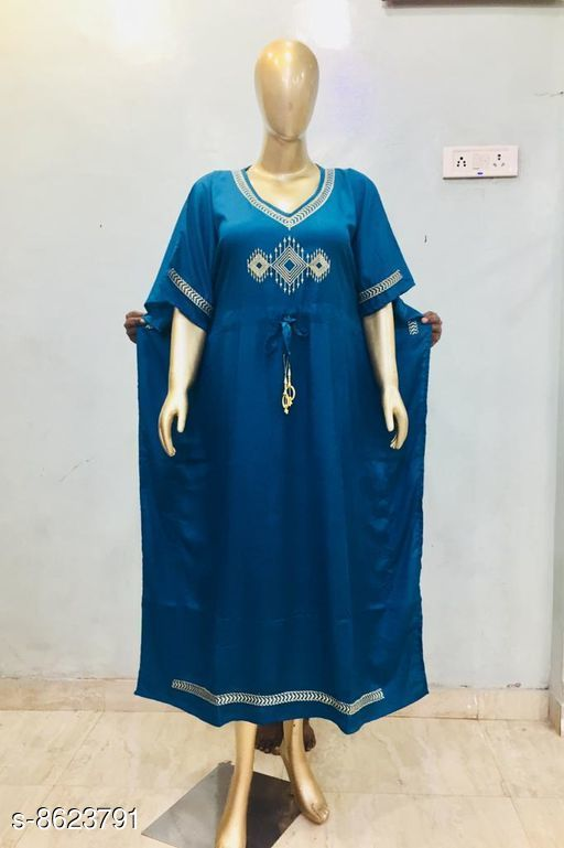 Attractive Rayon Dresses