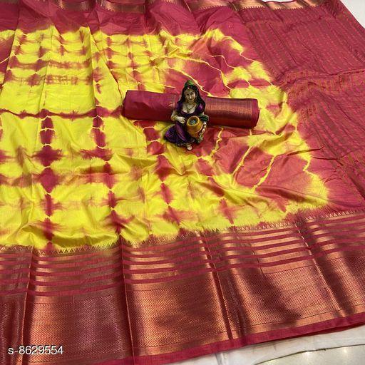 Graceful Banglori Silk Saree