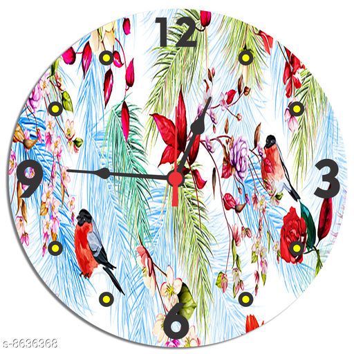 Clocks  Clocks  *Material* Wooden  *Pack* Pack of 1  *Sizes Available* Free Size *    Catalog Name: Modern Wall Clocks CatalogID_1467704 C127-SC1440 Code: 016-8636368-