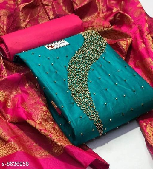 Women's Dress Material