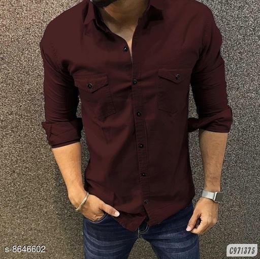 Stylish Casual Cotton Shirt for Men