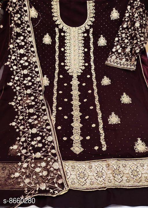 Women's  Suit With Dupatta
