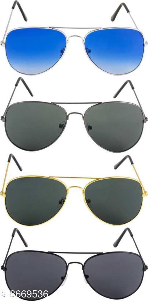 Protection Aviator Sunglasses (Free Size)