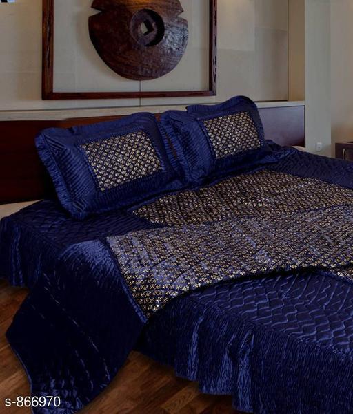 Elegant Satin Bedding Set