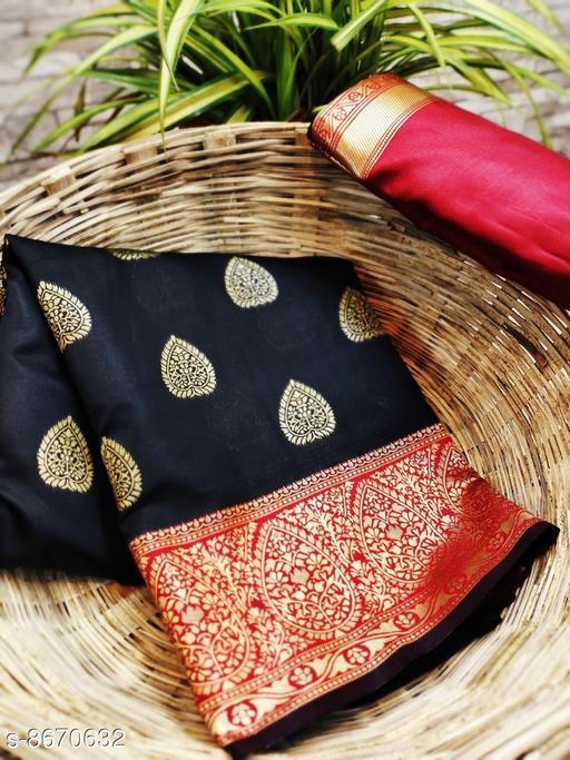 NEW SOFT HEAVY BANARASI KANCHIVARAM JACQUARD WEAVING SAREE FOR WOMEN
