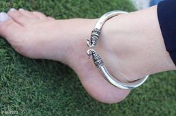 Beautiful Trendy Brass Anklet