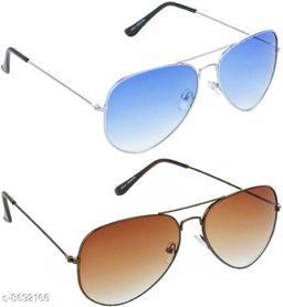 Trendy  Women's Multicolor Sunglasses