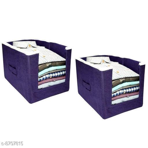Trendy Shirt Cover Storage Box
