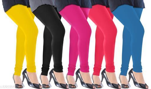 Women's Soft Viscose Lycra Combo(5)