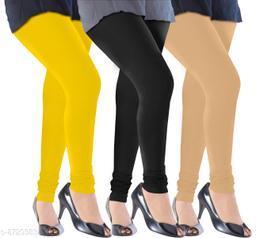 Women's Soft Viscose Lycra Combo(3)