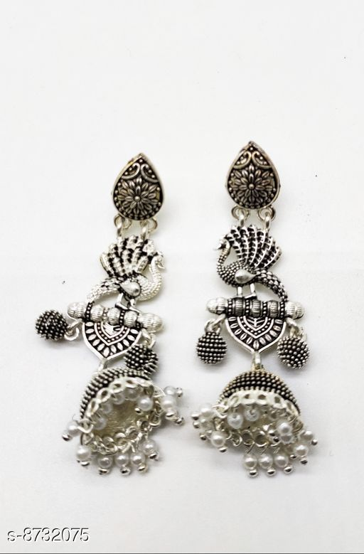 Earrings & Studs Special Earrings  *Multipack* 4  *Sizes Available* Free Size *    Catalog Name: Diva Graceful Earrings CatalogID_1489596 C77-SC1091 Code: 452-8732075-