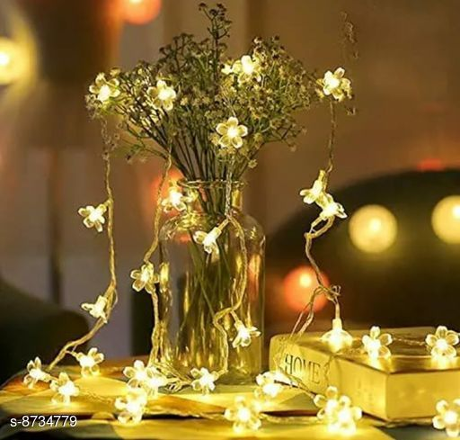 electronic crystal flower and crystal star decoration ladi