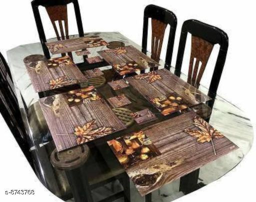 Table Cover Table Placement  *Pattern* Printed  *Sizes Available* Free Size *    Catalog Name: Stylo Table Cover CatalogID_1492367 C129-SC1637 Code: 172-8743768-