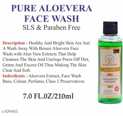 Premium Choice Face Care Products