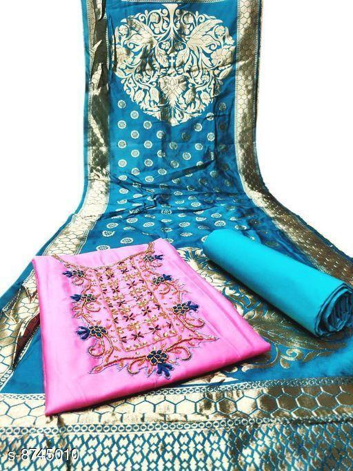 Trendy Women's Patiala Salwars  With Handwork Embroidery