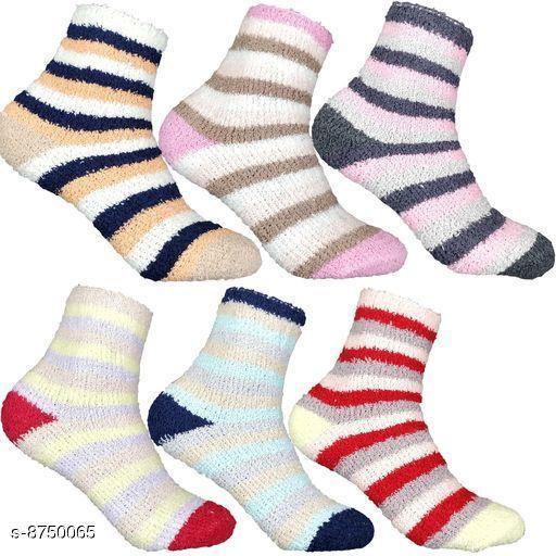 Socks Socks  *Fabric* Wool  *Multipack* 6  *Sizes* Free Size  *Sizes Available* Free Size *    Catalog Name: Fashionable Latest Men Socks CatalogID_1493945 C65-SC1240 Code: 882-8750065-