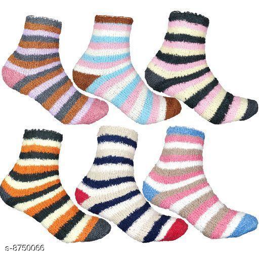 Socks Socks  *Fabric* Wool  *Multipack* 6  *Sizes* Free Size  *Sizes Available* Free Size *    Catalog Name: Fashionable Latest Men Socks CatalogID_1493945 C65-SC1240 Code: 882-8750066-
