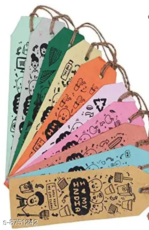 Stationaries Fancy  Stationaries Fancy  Stationaries  *Type * Book Marks  *Material * Paper  *Multipack * 5  *Size *   *Length Size * 6.8 cm  *Width Size * 3.I cm  *Sizes Available* Free Size *    Catalog Name: Fancy  Stationaries CatalogID_1494226 C63-SC1321 Code: 071-8751242-