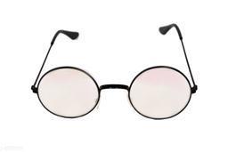 1UP Unisex Transparent Round Sunglasses